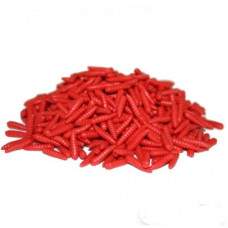 DYNO ARTIFICIAL BAITS IMITATION BAITS PopUp Buoyant Large Red Maggot each Supplied in a resealable bag