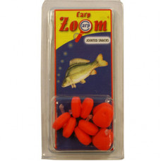 Carp Zoom PACK OF 5 JOINTED MIDI STRAWBERRY RED ARTIFICIAL CORN (CZ0744)