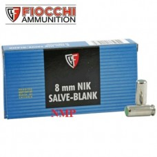 Fiocchi 8mm NIK Blanks 50 per box, To be collected from store only