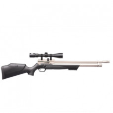 KRAL PUNCHER MAXI MARINE PCP PRE-CHARGED AIR RIFLE .177 calibre 14 shot SYNTHETIC STOCK