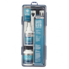 GunSlick Master Cleaning Kit with Blackened Steel Rods & 4oz Ultra Lube & 4oz Ultra Klenz (GS61020)
