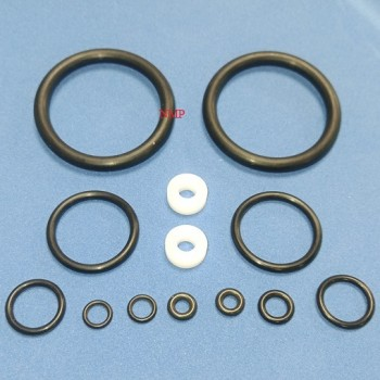 Kral Replacement seal kits for the Kral Puncher BigMax, Kral Puncher NP-02 PCP air rifles including pipe link seals